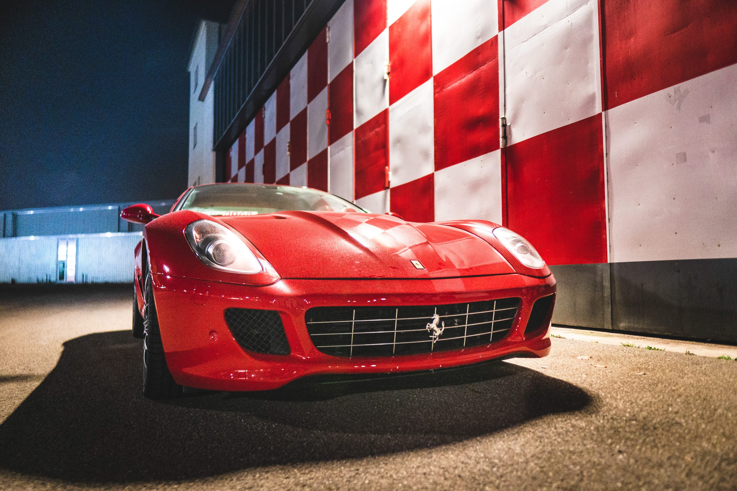 Ferrari 599 GTO Fotografie