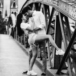 Love on the Bridge. Johann Haas Photography