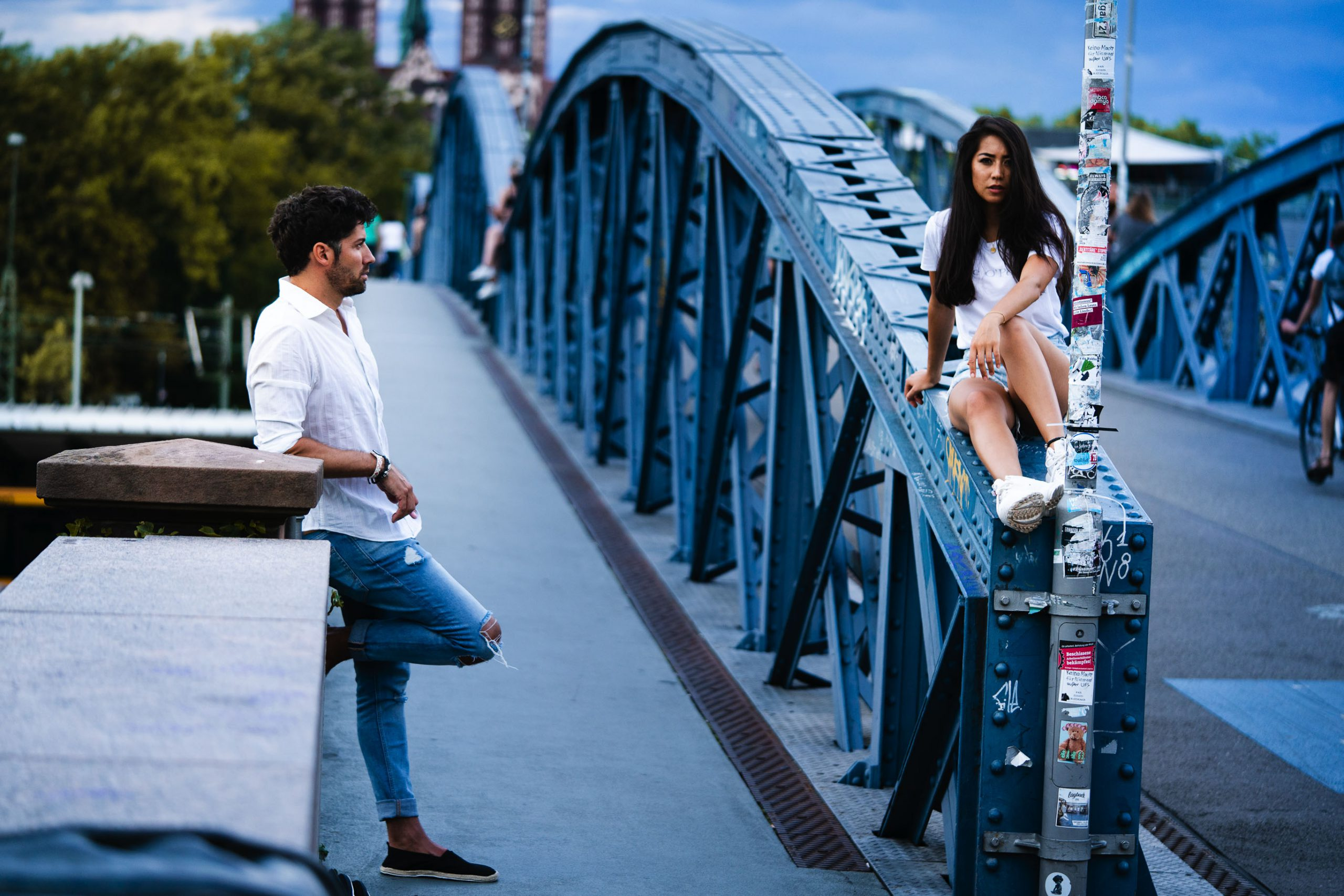 love on the bridge