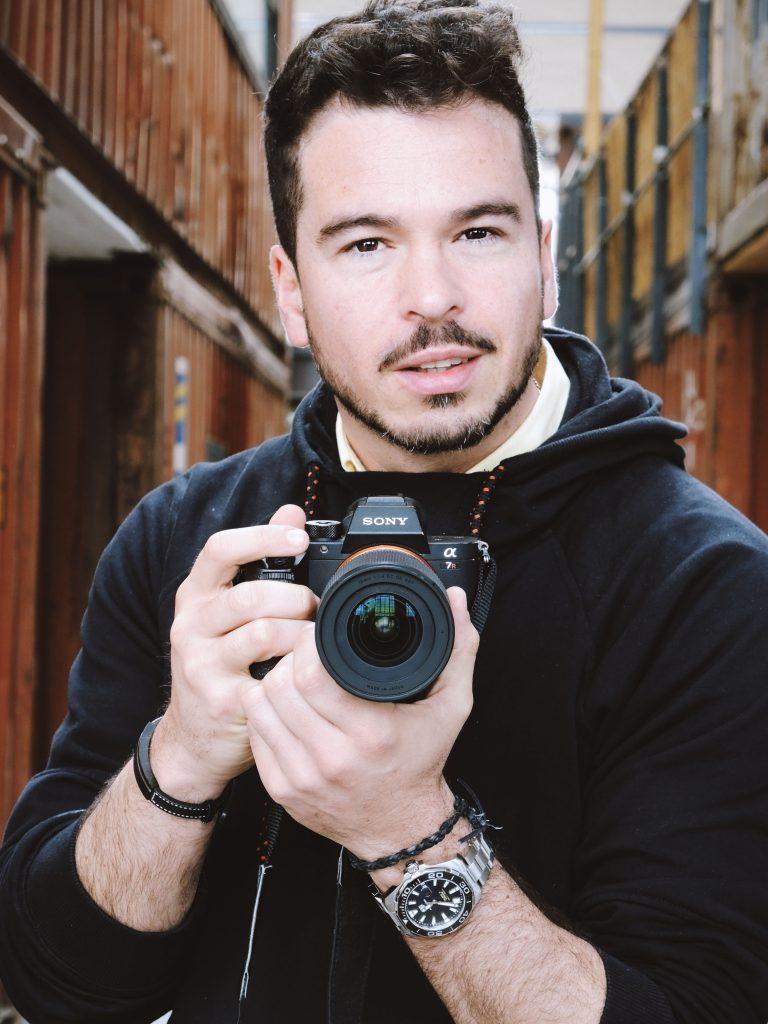 Johann Haas Kameramann / Fotograf aus Freiburg