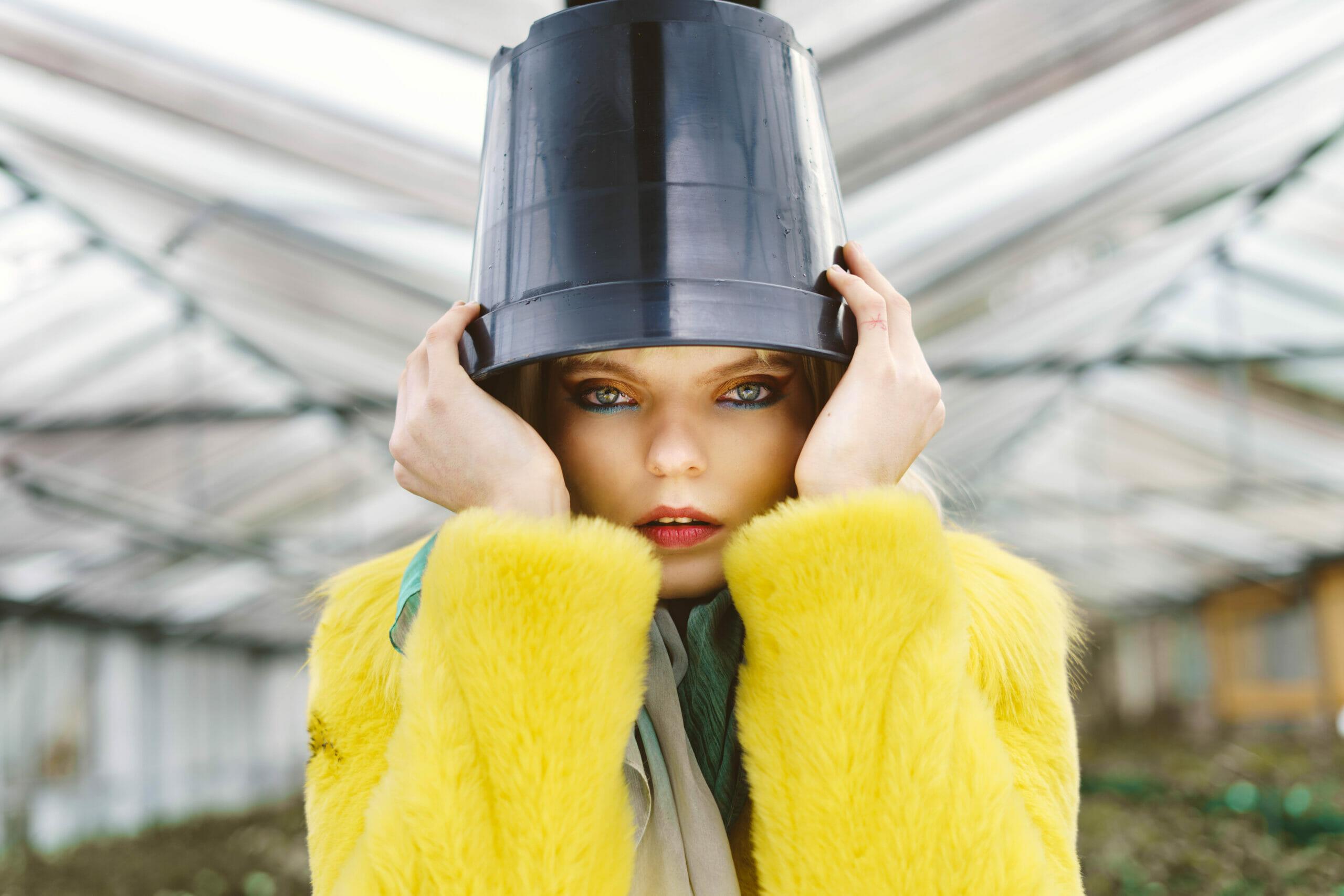 Fashion Shooting Valeria Stella GNTM